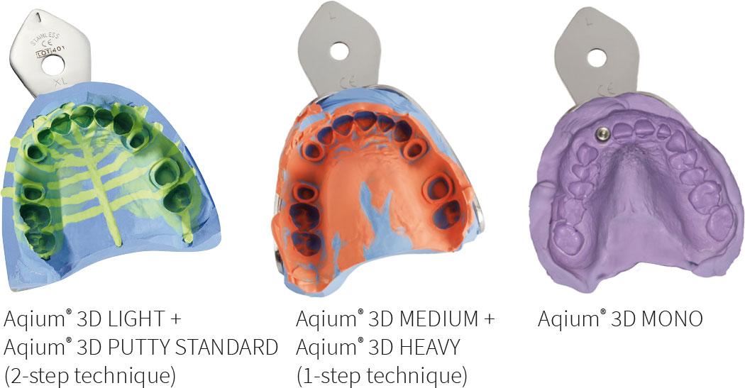 Aqium 3D Vergleich