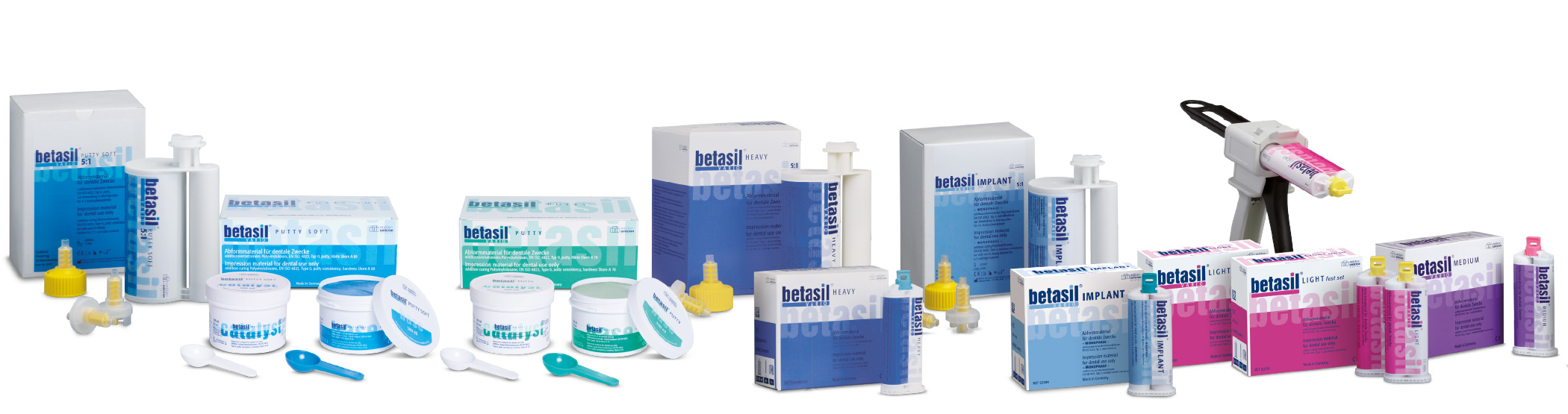 betasil products