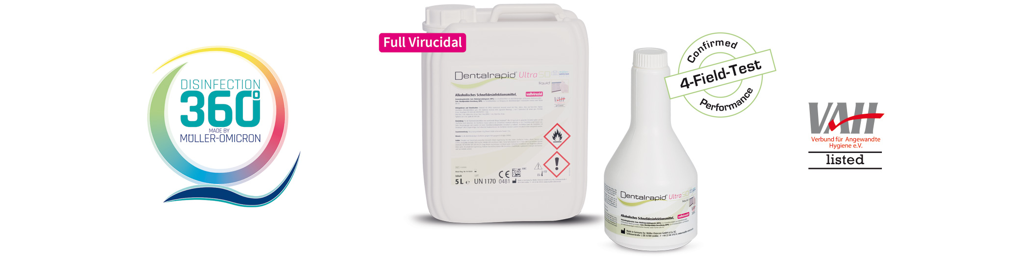 Dentalrapid Ultra SD liquid