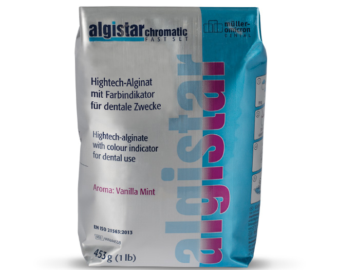 algistar chromatic FAST SET