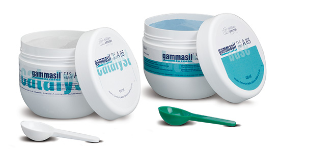 gammasil PERFECT TEC rapid